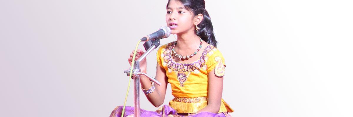 Carnatic Vocal - Sangarabharanam Music Academy
